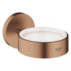 Grohe Essentials uchwyt do szklanki lub mydelniczki  brushed warm sunset  40369DL1