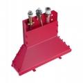 Axor zestaw podstawowy do baterii 3-otworowej 15485180