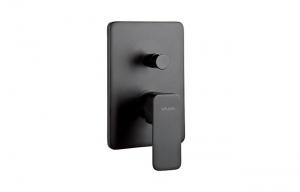 Bateria Valvex Loft Black czarna podtynkowa do wanny 2455970