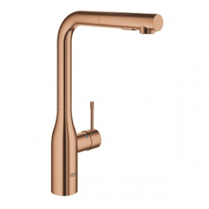Bateria kuchenna Grohe Essence 30270DA0 warm sunset