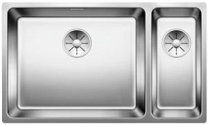 Blanco Andano 500/180-U zlewozmywak kuchenny lewy 522991 stal polerowana