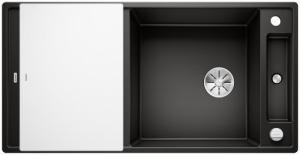 Blanco Axia III XL 6 zlew odwracalny 525857 czarny