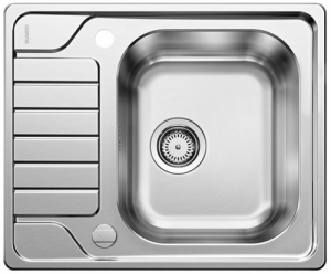 Blanco Dinas 45 S Mini zlew kuchenny 525123 stal szczotkowana