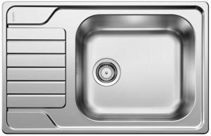 Blanco Dinas XL 6 Compact zlew kuchenny 525121 stal szczotkowana