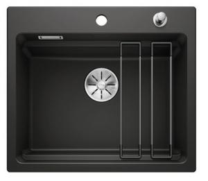 Blanco Etagon 6 zlew ceramiczny czarny 525162
