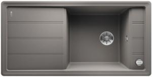 Blanco Faron XL 6 zlewozmywak wpuszczany w blat 524785 alumetalik