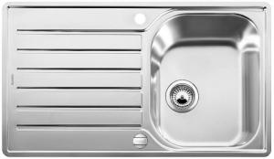 Blanco Lantos 45 S-IF zlew kuchenny 519707 stal szcztkowana