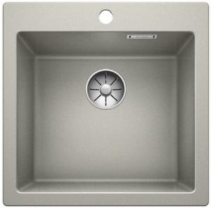Blanco Pleon 5 perłowoszary zlew wpuszczany w blat 521671