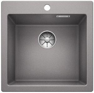 Blanco Pleon 5 alumetalik zlew wpuszczany w blat 521670