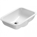 Catalano Canova Royal umywalka 50x35 cm prostokątna biała 1S50CN00