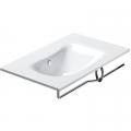 Catalano Impronta umywalka 80x50 cm prostokątna biała 180IM00