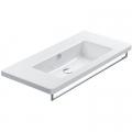 Catalano New Light umywalka 100x48 cm prostokątna biała 1100LI00