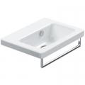 Catalano New Light umywalka 45x34 cm prostokątna biała 145LI00