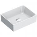 Catalano New Zero 45 umywalka 45x35 cm prostokątna biała 14535ZE00