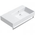 Catalano Premium UP 80 R 80x47 cm umywalka prostokątna biała 180DVP00