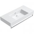 Catalano Premium Up umywalka 100x47 cm prostokątna biała 110VPUP00