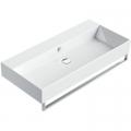 Catalano Premium umywalka 100x47 cm prostokątna biała 110VP00