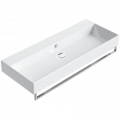 Catalano Premium umywalka 120x47 cm prostokątna biała 112VP00
