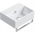 Catalano Premium umywalka 40x32 cm prostokątna biała 140VP00
