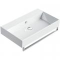 Catalano Premium umywalka 80x47 cm prostokątna biała 180VP00