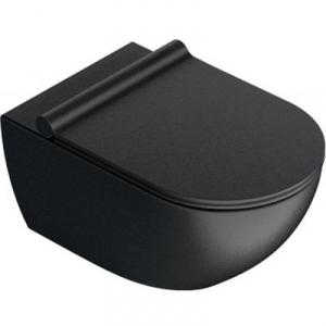 Catalano Sfera miska wc czarny mat 1VSF54RNS