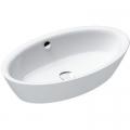 Catalano Velis umywalka 70x42 cm owalna biała 170VLN00