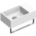Catalano Zero umywalka 40x23 cm prostokątna biała 14023VE00