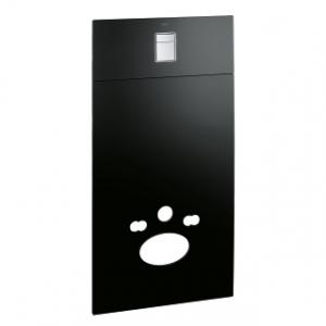 Czarny szklany panel Grohe Skate Cosmopolitan 39347KS0