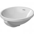 Duravit Architec umywalka 40 podblatowa okrągła 0468400000