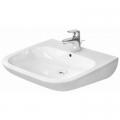 Duravit D-Code Vital umywalka 60x55 ścienna prostokątna 23126000002