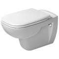 Duravit D-Code miska WC wisząca Rimless 25700900002