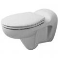 Duravit Duraplus Bambi miska WC wisząca biała 0185090000