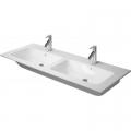 Duravit Me by Starck umywalka 130x49 podwójna prostokątna 2336130000