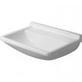 Duravit Starck 3 Med umywalka 50x36 cm ścienna prostokątna biała 0307500000