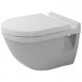 Duravit Starck 3 miska WC wisząca biała 2200090000