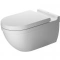Duravit Starck 3 miska WC wisząca biała 2226090000