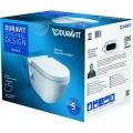 Duravit Starck 3 miska WC wisząca z deską wolnoopadającą 42000900A1