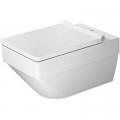 Duravit Vero Air miska WC wisząca Rimless WonderGliss biała 25250900001