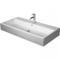 Duravit Vero Air umywalka 100x47 cm szlifowana prostokątna biała 2350100071