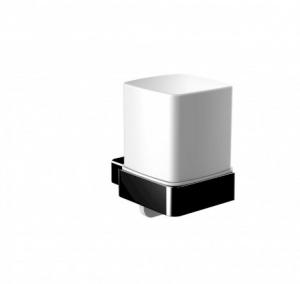 Emco Loft dozownik do mydła w płynie wiszący czarny 052113303