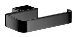 Emco Loft uchwyt na papier toaletowy czarny 050013301