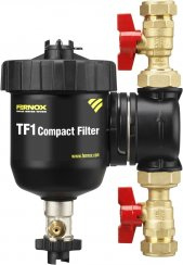 Filtr magnetryczny Fernox TFI Compact 3/4 + Fluid protector F1