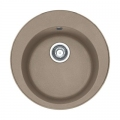Franke Pamira ROG 610-41 zlewozmywak 51 cm z Fragranitu+ cappuccino 114.0331.002