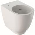Geberit Acanto miska WC stojąca lejowa Rimfree biała 500.602.01.2