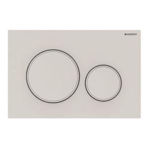Geberit Sigma20 115.882.01.1 przycisk wc biały mat