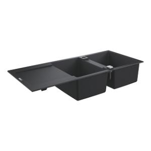 Grohe 31647AP0 zlew kuchenny czarny granit