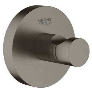 Grohe Essentials brushed hard graphite 40364AL1 haczyk na ręcznik