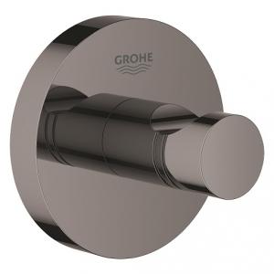 Grohe Essentials haczyk na ręcznik hard graphite 40364A01