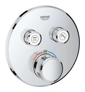 Grohe Grohtherm Smartcontrol 29119000 termostat podtynkowy