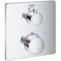 Grohe Grohtherm bateria prysznicowa podtynkowa termostatyczna 24078000